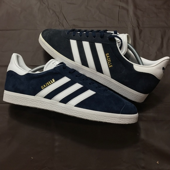 los angeles 83334 28921 Sneakers Poshmark 95 Suede Navy Shoes Gazelle Adidas Men OxAqZpn